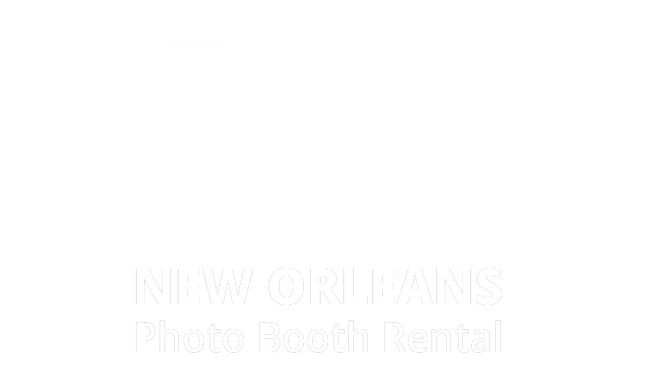 New Orleans Photo Booth Rental Website Logo